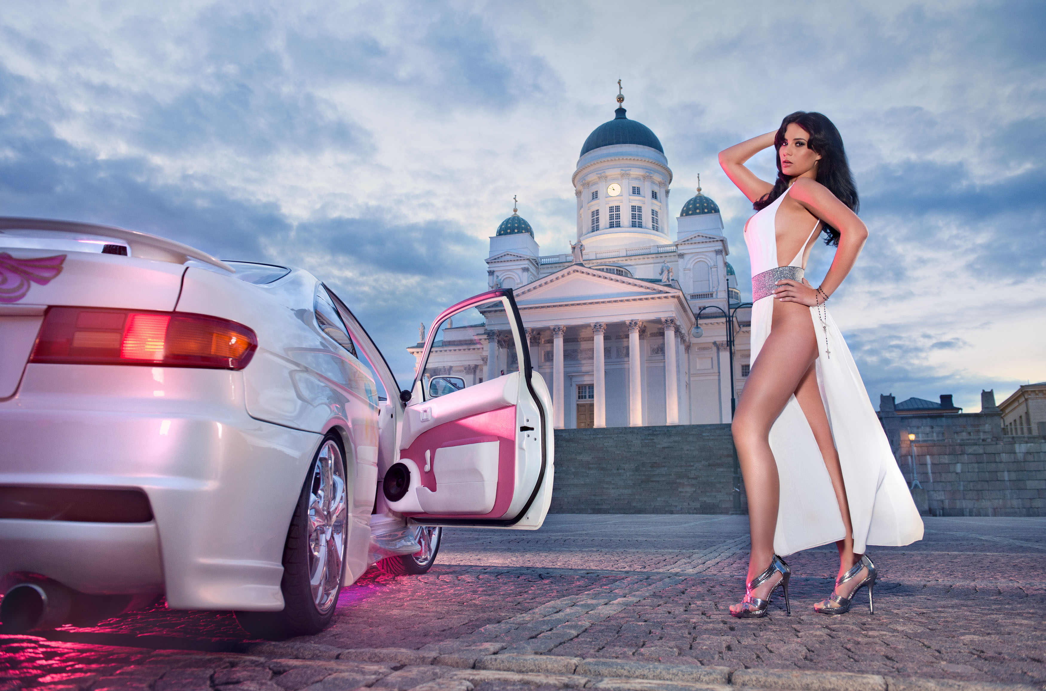 Max Seam for Miss Tuning Calendar 2013 @ Finland |